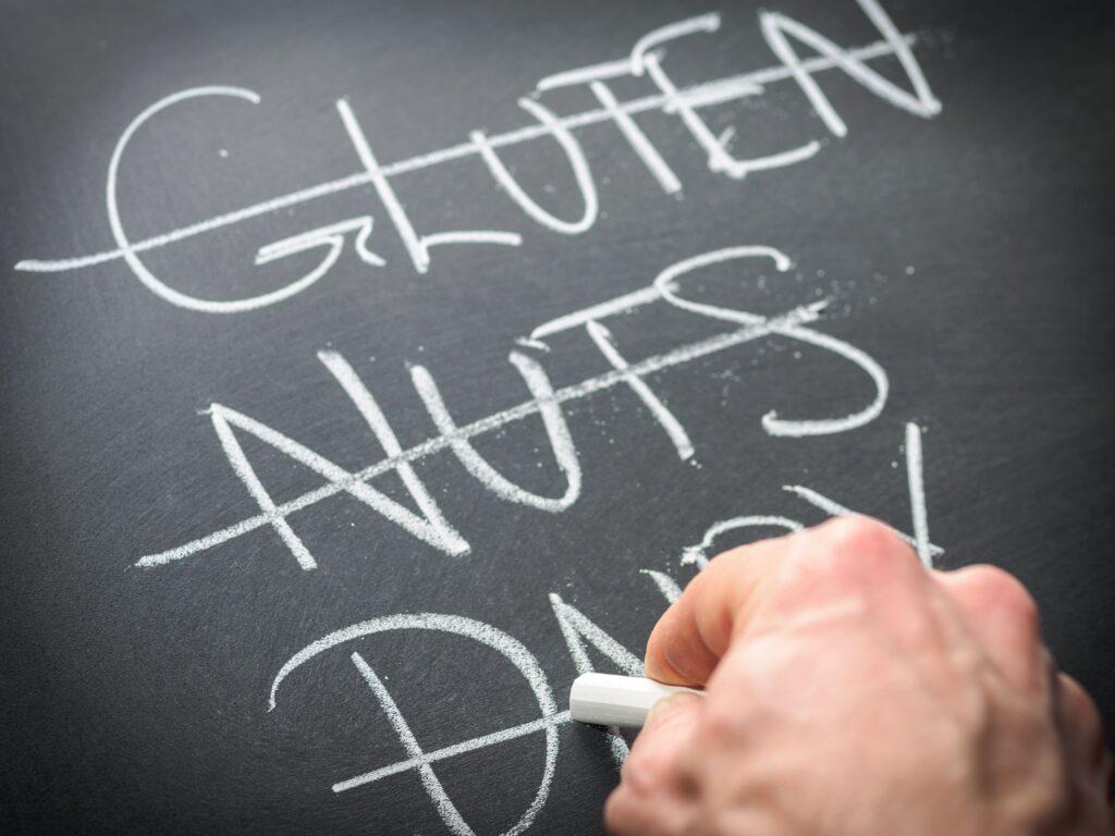 Gluten Free Catering Menus