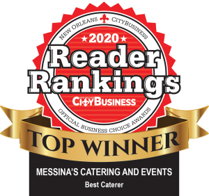 Messinas Catering Voted Best Caterer in New Orleans2020