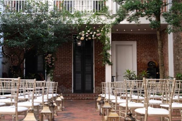 Cheateau LeMoyne New Orleans Wedding Venue