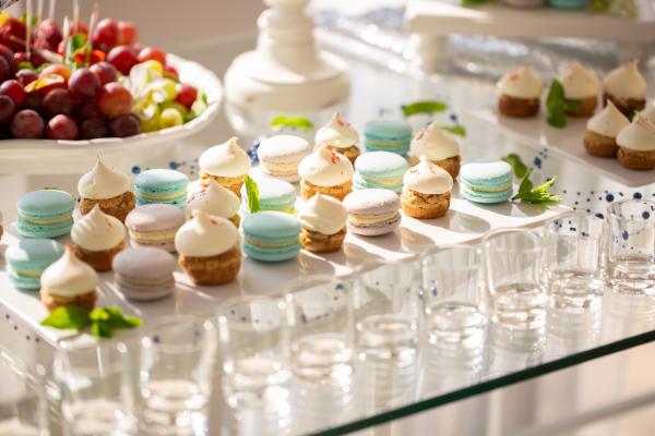 Messina's desserts