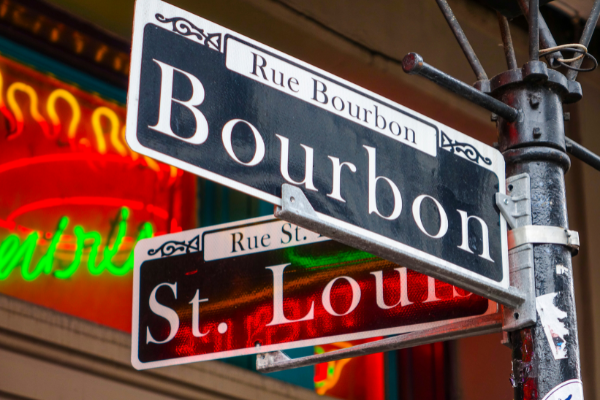 New Orleans Themed Events