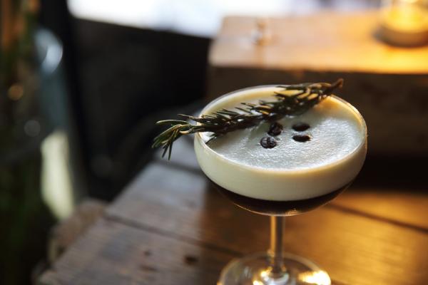 Messina's espresso martini