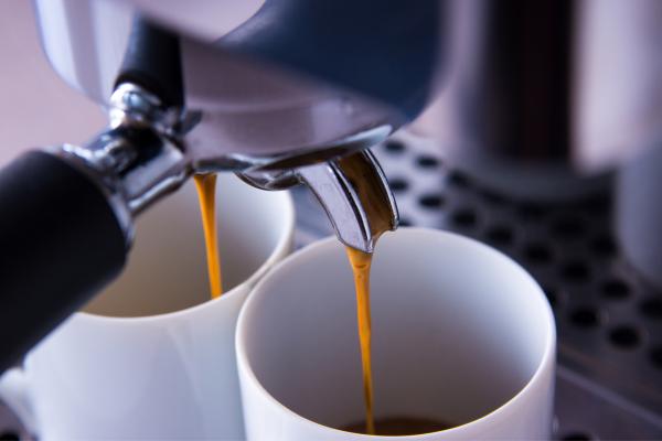 Messina's espresso
