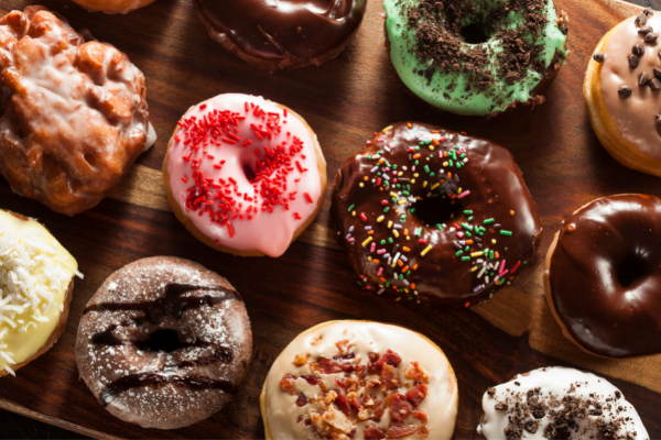 Messina's donuts